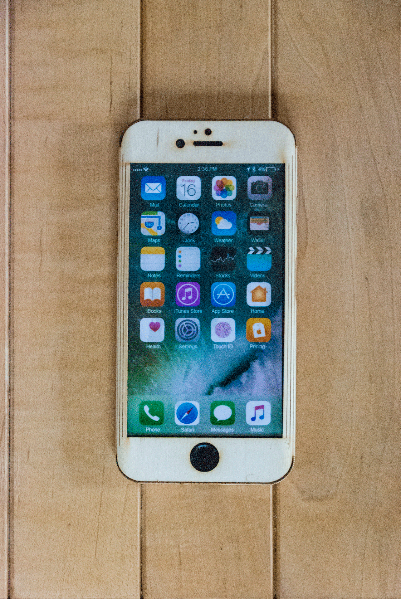 Maple iphone 6S Case - smooth Style