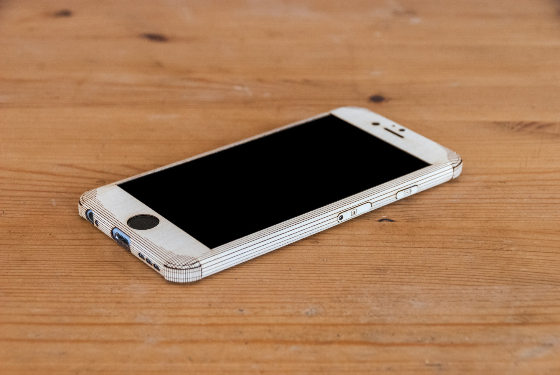 Maple iphone 6 Case - stealth Style