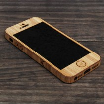 new concept a292d 1f802 Studio eQ -- Wood iPhone 5 Cases / iPhone Wraps in Birch, Bamboo ...