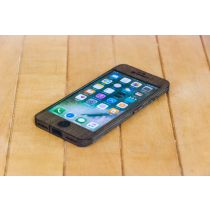 Wenge iPhone 7 Case - smooth Style