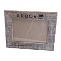 25 Laser Engraved Reclaimed Wood Picture Frame