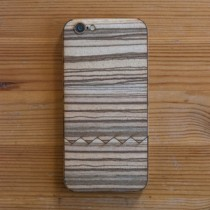 Zebrawood iPhone 6 Case - Sleek Design