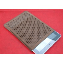 Brown Dots - Device Case for iPad, Asus or Galaxy Tablet