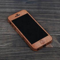 Red Oak iPhone Case for iPhone 5 and iPhone 5S