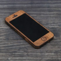 Teak iPhone Case for iPhone 5 and iPhone 5S