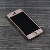 Walnut iPhone Case for iPhone 5 and iPhone 5S