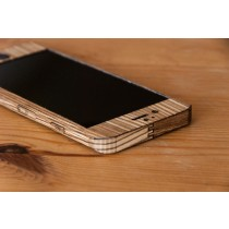Zebrawood iphone 6S Case - smooth Style