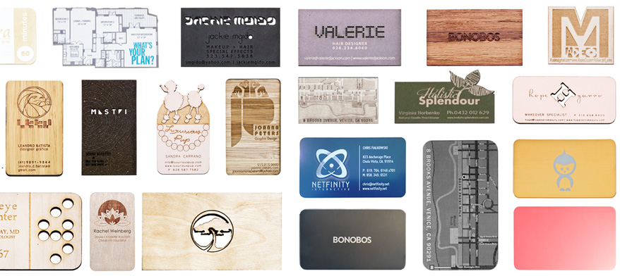 Studio eq laser engraved laser etched laser cut business laser cut business cards reheart Choice Image