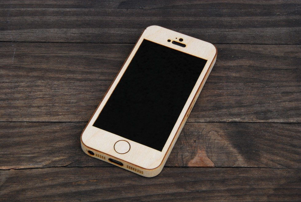 Birch iPhone Case for iPhone 4 and iPhone 4S