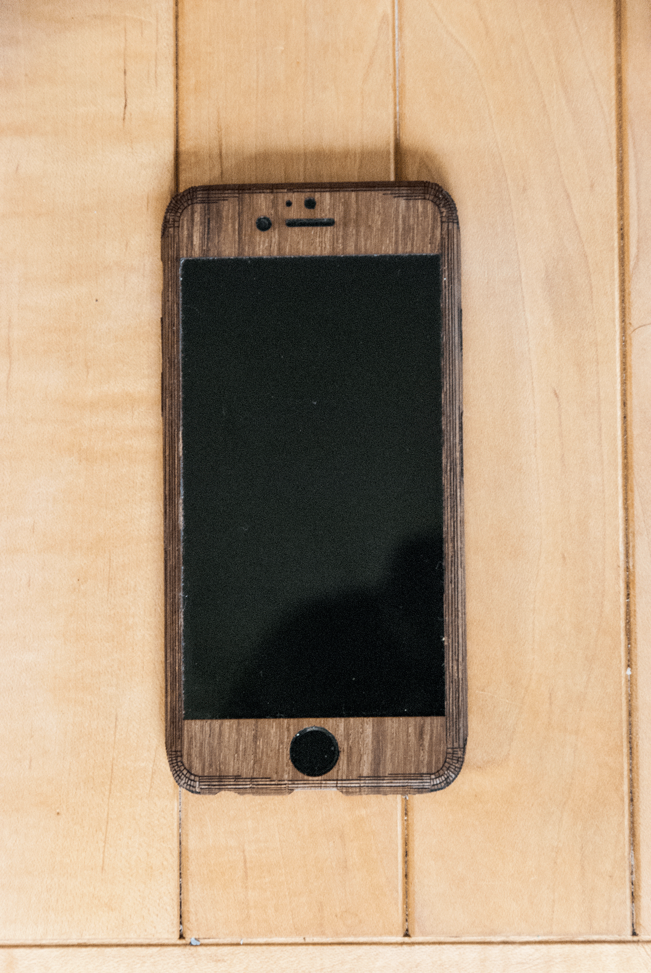 Teak iphone 6S Case - stealth Style