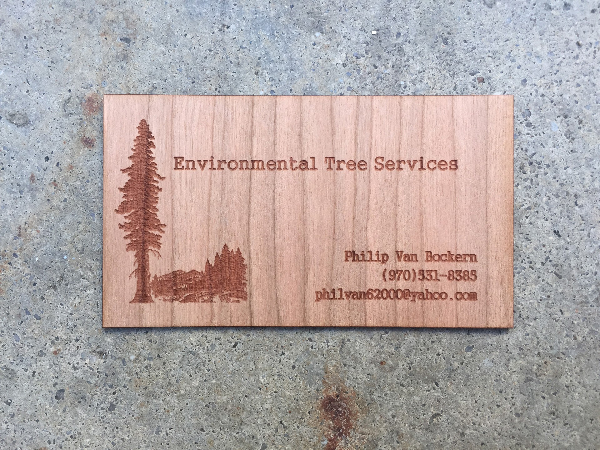 250 Cherry Business Cards