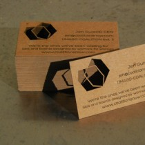 250 Card Stock Business Cards