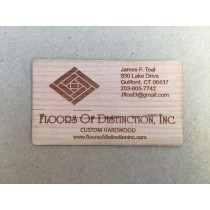 1000 Cherry Business Cards