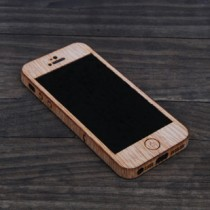 Mahogany iPhone Case for iPhone 5 and iPhone 5S