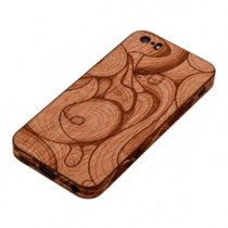 Laser-Etched Snail Coitus iPhone Case