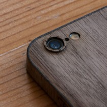 Walnut iPhone 6 Case - Classic Design