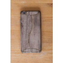Walnut iphone 6S Case - stealth Style
