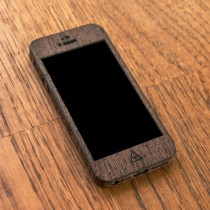 Wenge iPhone Case for iPhone 4 and iPhone 4S