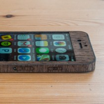 Wenge iPhone 6 Case - Classic Design