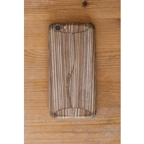 Zebrawood iphone 6S Case - stealth Style